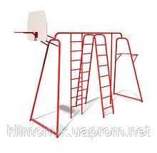 Гімнастичний комплекс для дитячих ігрових майданчиків KidSport