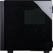 Корпус Corsair Carbide SPEC-Delta RGB Black (CC-9011166-WW) без БП, фото 3
