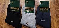 """Дитячі махрові шкарпетки""""Житомир ГС""""  27-30(5-6 років)"""