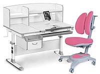 Комплект Evo-kids Evo-50 G Grey (арт. Evo-50 G + кресло Y-115 KP)