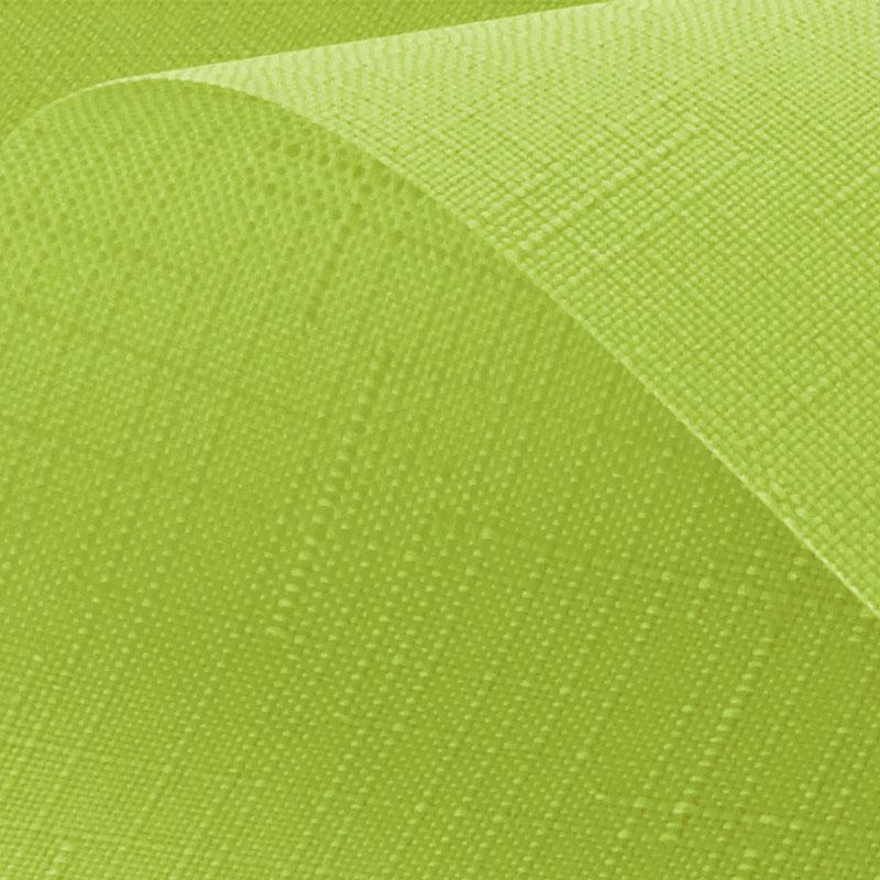 Рулонные шторы Len. Тканевые ролеты Лен Зеленый 0873, 45