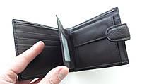 Чоловіче портмоне з штучної шкіри Balisa W53-208-2 коричневий Купити портмоне оптом недорого Одеса 7 км, фото 3