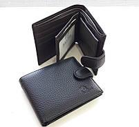 Мужское портмоне с искусственной кожи Balisa W53-208-2 коричневый Купить портмоне оптом недорого Одесса 7 км, фото 4