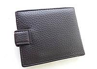 Мужское портмоне с искусственной кожи Balisa W53-208-2 коричневый Купить портмоне оптом недорого Одесса 7 км, фото 2