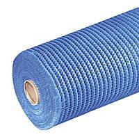 Сетка стекловолокно А-160 синяя, 50м, Мастернет
