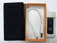 Сенсорная USB Lighter зажигалка мощная «Audi» B13, фото 3