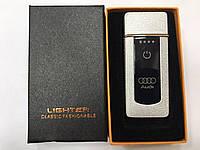 Сенсорная USB Lighter зажигалка мощная «Audi» B13, фото 4