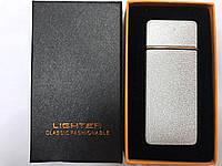Сенсорная USB Lighter зажигалка мощная «Audi» B13, фото 6