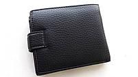 Чоловіче портмоне з штучної шкіри Balisa W56-300 чорний Купити портмоне оптом недорого Одеса 7 км, фото 2