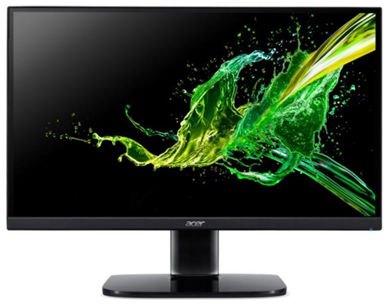 """Монитор ACER 23.8"""" KA242Ybi (UM.QX2EE.005) IPS Black; 1920x1080, 250 кд/м2, 1 мс, D-Sub, HDMI"""
