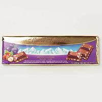 Шоколад молочный с орехами и изюмом Maitre Truffout, 300г