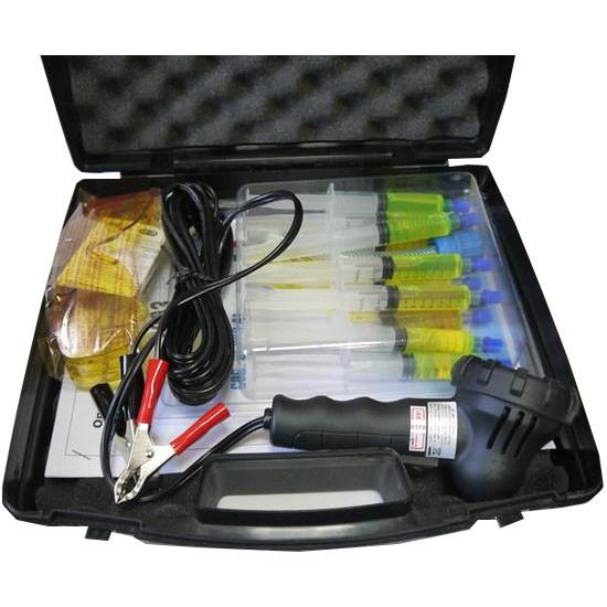Лампа з пошуку витоку фреону в комплекті SPIN 01.001.91 (Італія)