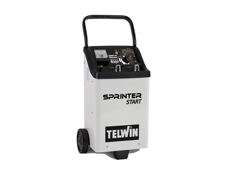 Пуско-зарядний пристрій Sprinter 6000 Start Telwin 829392 (Італія)