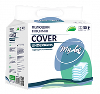 Одноразовые пеленки для взрослых MyCo Cover 60х60 30 шт