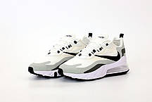 Мужские кроссовки Nike Air Max 270 React. Beige Grey Black. ТОП Реплика ААА класса., фото 3