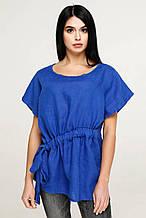 Женская Блуза Л-2035 Лен Тон 27 Favoritti