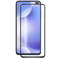 Защитное стекло XD+ (full glue) (тех.пак) для Xiaomi Redmi K30/Poco X3 NFC/Poco X3/ Mi 10T/10T Pro
