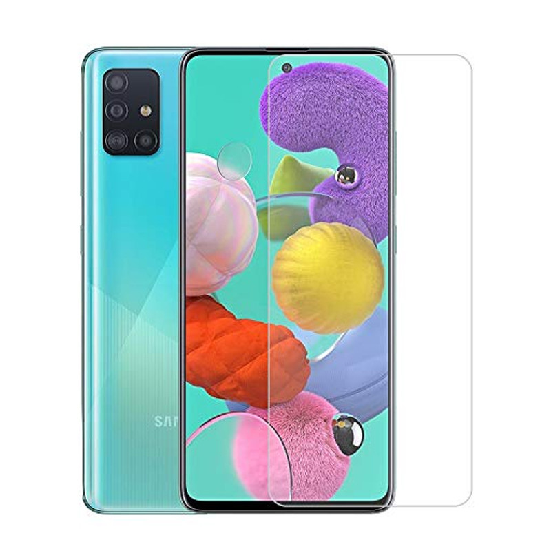 Защитное стекло Ultra 0.33mm (без упаковки) для Samsung Galaxy A71 / Note 10 Lite