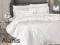 Комплект постельного  белья First choice VIP  Satin Alanis