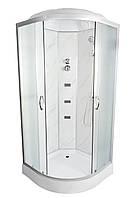 Душовий бокс TKF90/1 Білий Онікс WG 90х90