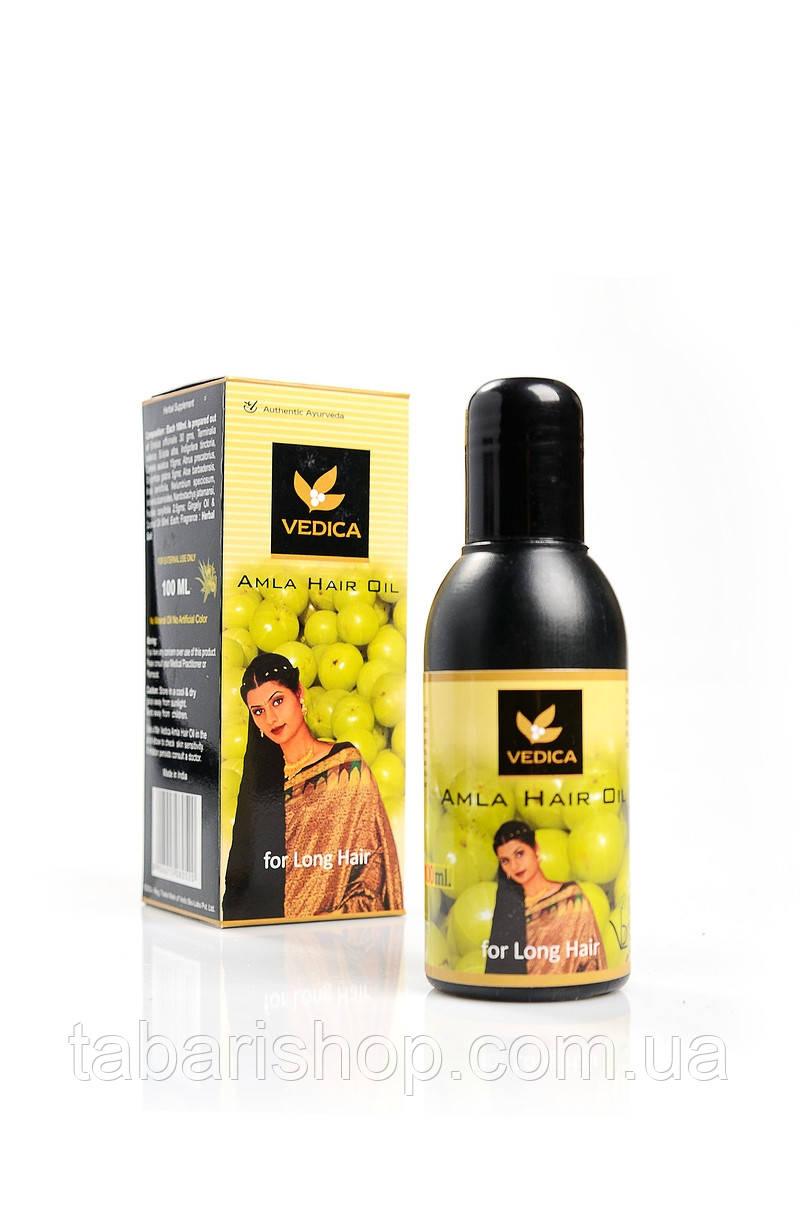 Масло для волосся з Амлой Ведика, 100мл