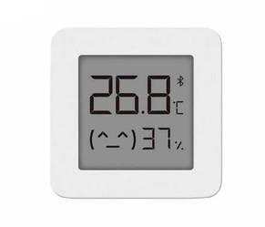Термо-гігрометр Xiaomi MiJia 2 (0°C ~ 60°C; 0% ~ 99%) Bluetooth додаток Mi Home на iOs/Android