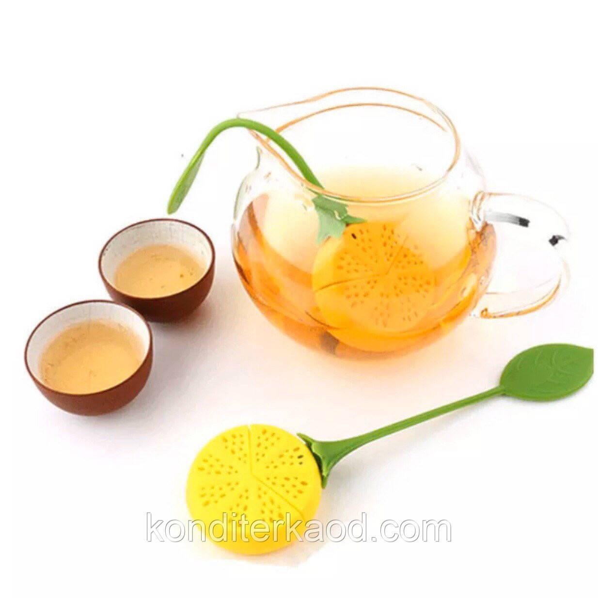 Заварник для чая Лимончик