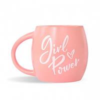 Чашка Girl Power, Чашка Girl Power, Оригинальные чашки и кружки