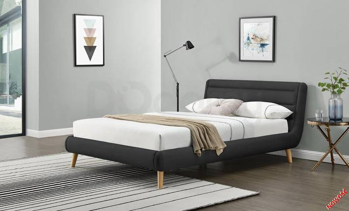 Кровать ELANDA 160 halmar, фото 2