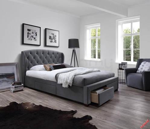 Кровать SABRINA halmar, фото 2