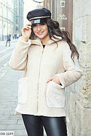 Шубка-Куртка женская