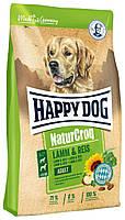 Сухий корм Happy Dog Natur Croq (Хеппі Дог Натюр Крок з ягням і рисом) 15кг.