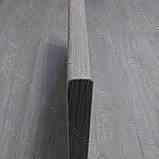 Столешница 800х500х28 мм. для откидного столика D-3025 WL дуб сонома, фото 4