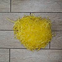Наполнитель тишью 50г желтый