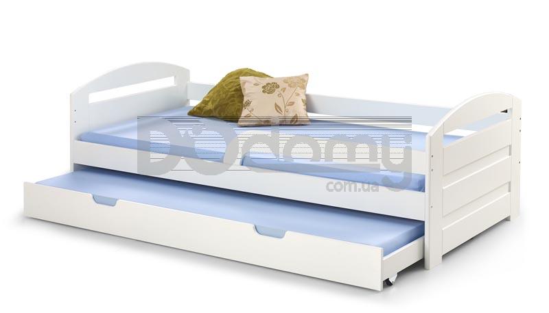 Детская кровать Natalie 2 Halmar белый
