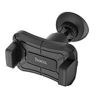 Холдер Hoco CA43 Travel spirit push-type dashboard in-car holder Black