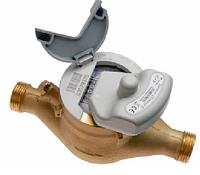 """Счетчик холодной воды Sensus 420PC Q3 2,5 Ду 15 1/2""""  R 160 с повышенной точностью измерения (Словакия)"""