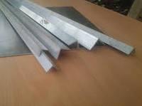 Алюминиевый уголок 80х80х7,5 мм АД31