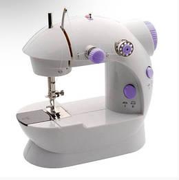 Настільна, компактна Швейна Швейна машинка Sewing machine 202