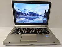 """Ноутбук 14.1"""" HP EliteBook 8460p (Intel Core i7-2620m/DDR3/ATI Radeon HD) 12 месяцев +20%, 8 GB, SSD 240 GB"""