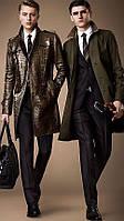 Модная мужская одежда из кожи