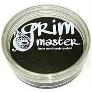 Аквагрим ГримМастер основний Чорний 75 g