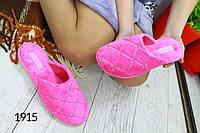 Женские домашные тапочки, Турция. розовый, 37=23,5 см