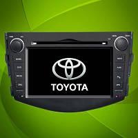 Штатная магнитола Toyota RAV 4  6002 (2009-2010)