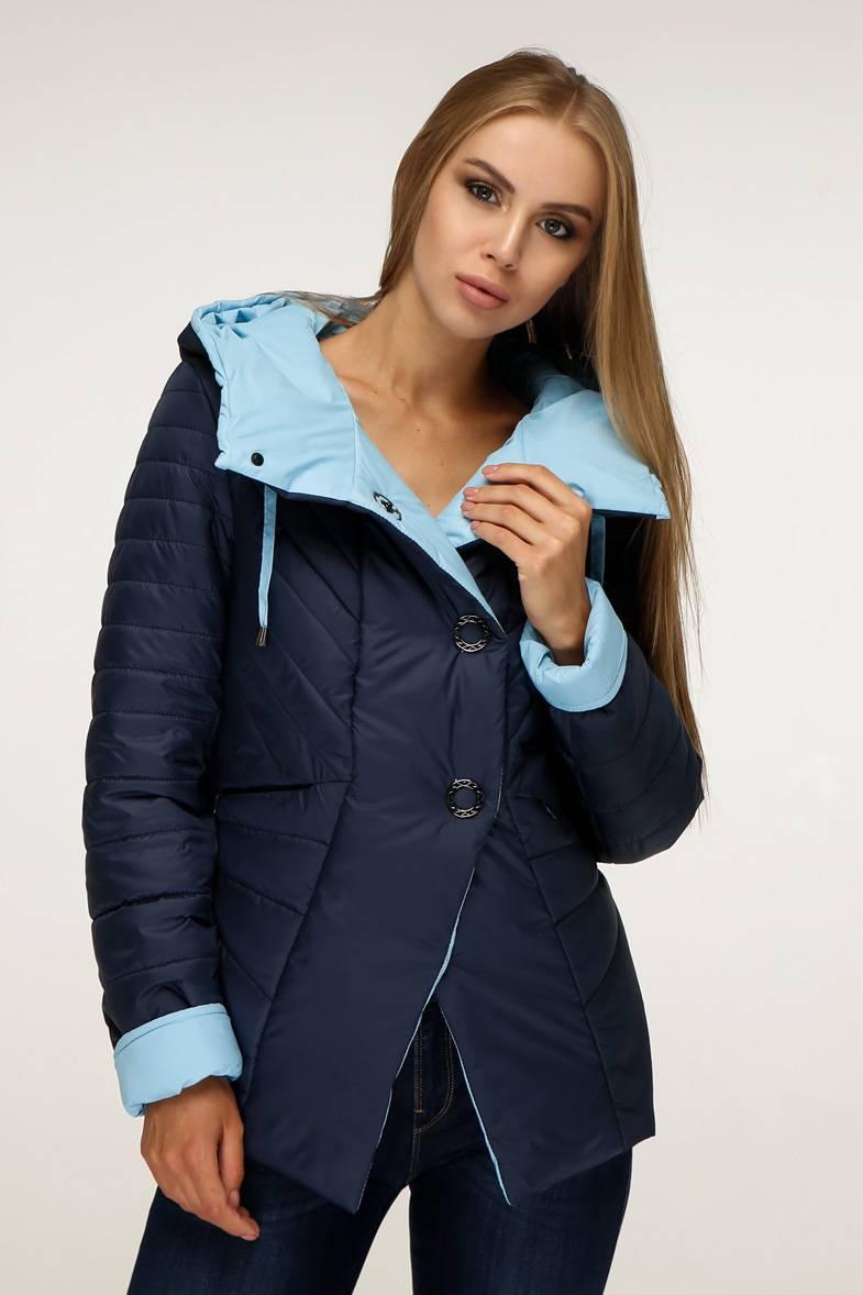 Женская Куртка В-1196 Лаке Тон 18 Favoritti