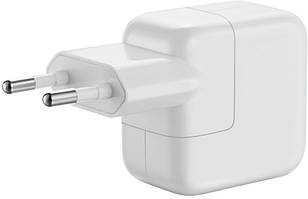 Сетевое зарядное устройство Apple iPad 12w USB Power Adapter White (MD836ZM/A)