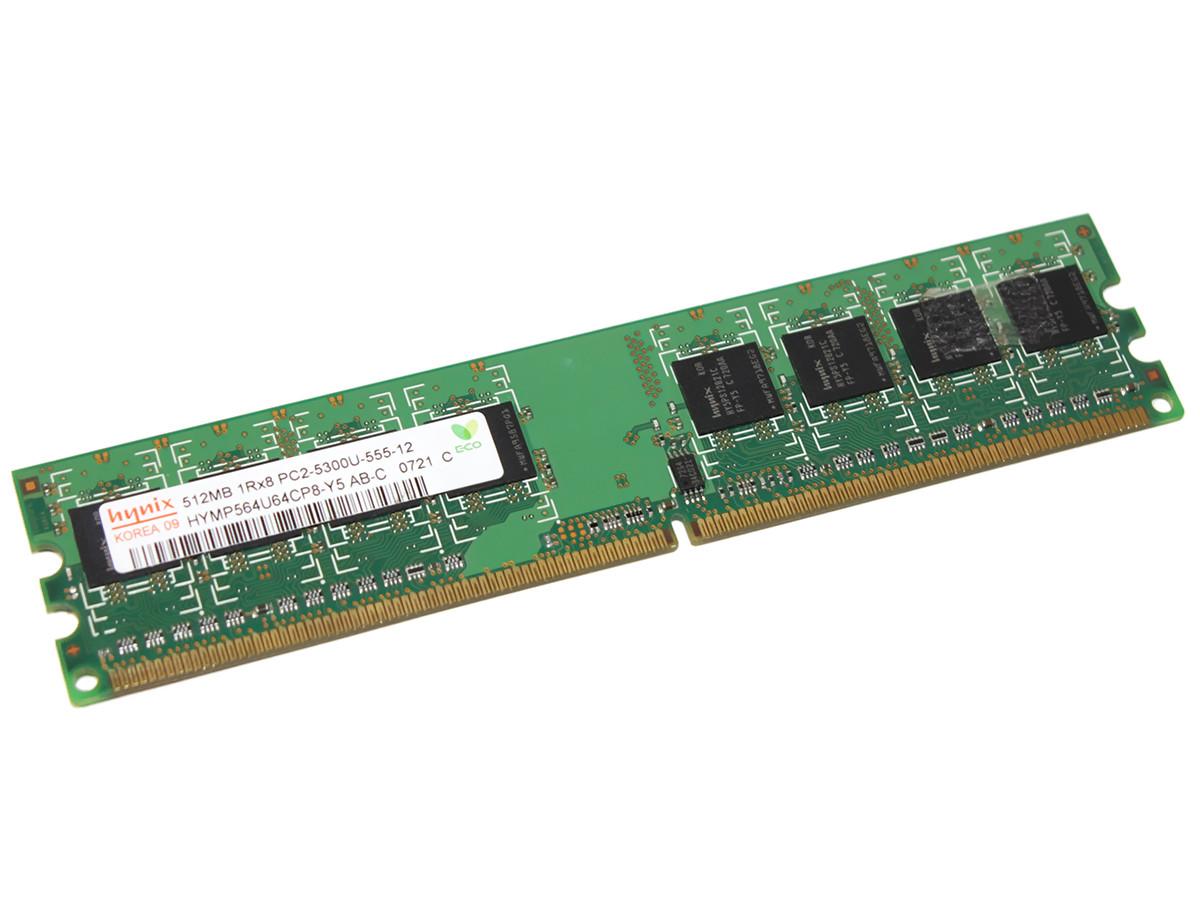 Оперативная память, ОЗУ, RAM, DDR2, 512 Мб,533 МГц