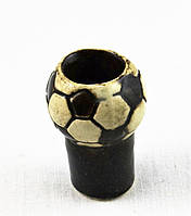 """Колпак керамика."""" Мяч футбольный """", фото 1"""