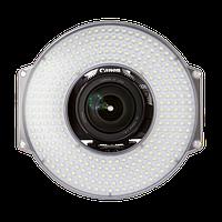 Светодиодный накамерный свет F&V R-300 LED Ring   + w/ L-ручка держатель (R-300)