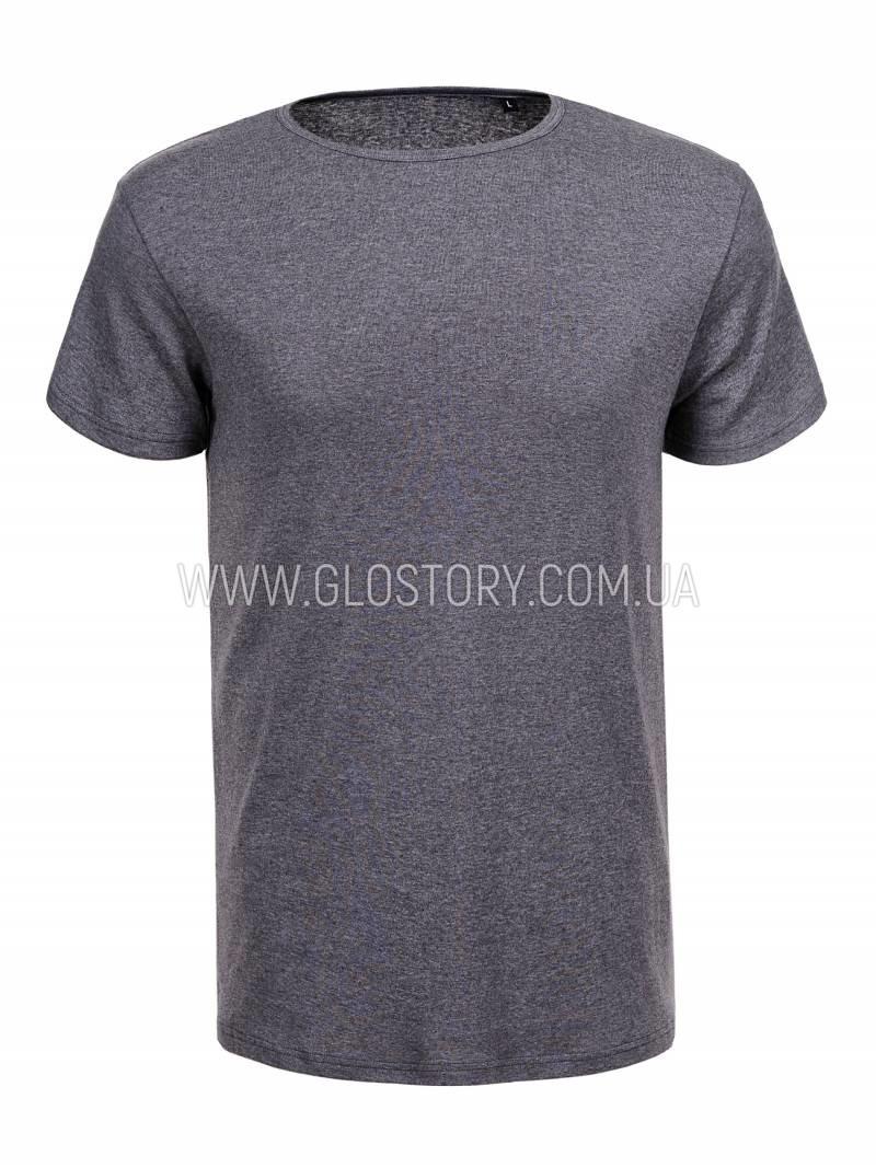 Однотонная мужская футболка  GLO-Story,Венгрия